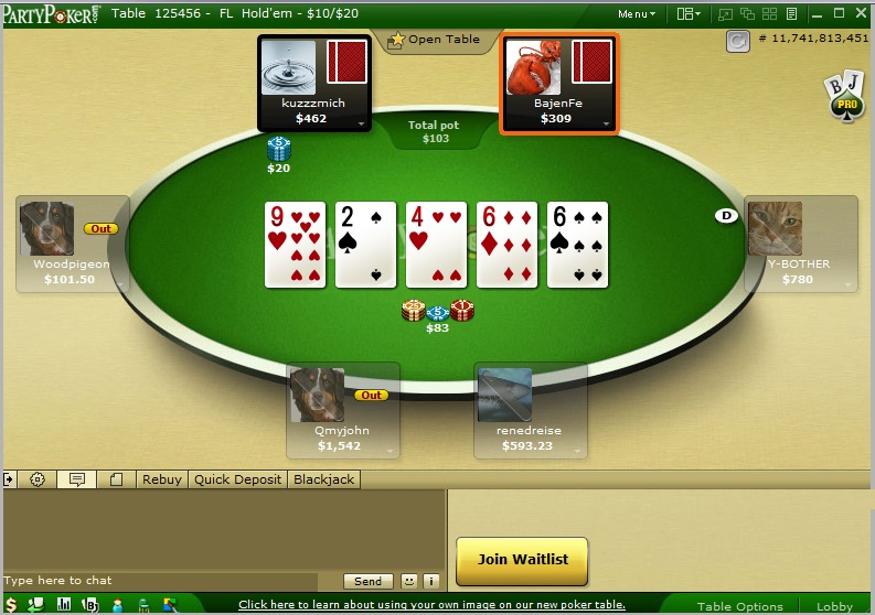 Top 10 casino websites