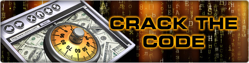 Crack The Code at Casino.com