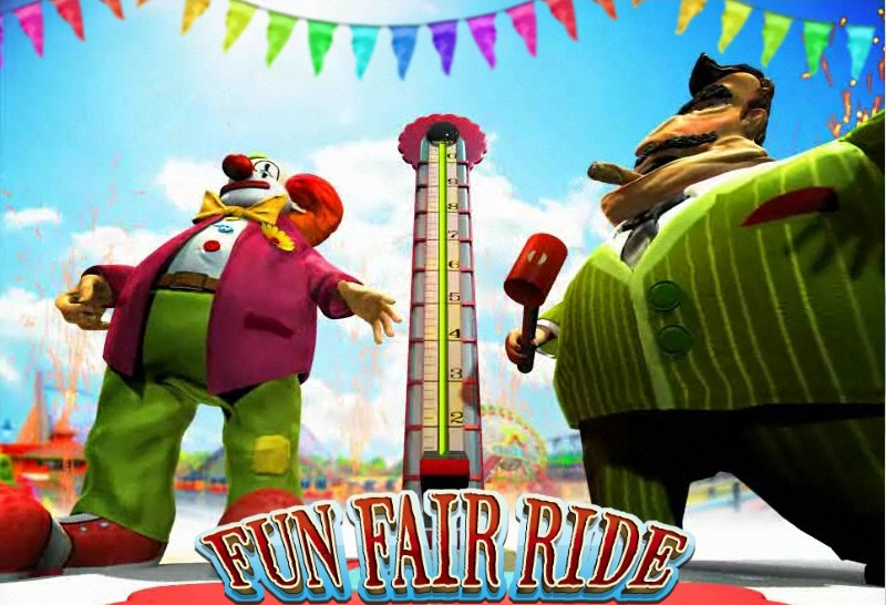 Eu Casino - Fun Fair Ride