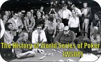 WSOP in the 70`s